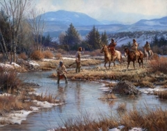 Trappers in the Wind Rivers