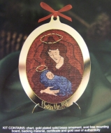 Ornament - Cross Stitch Ornament Kit