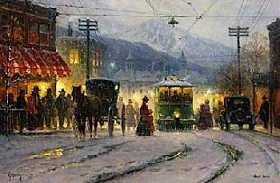 Pikes Peak Trolley